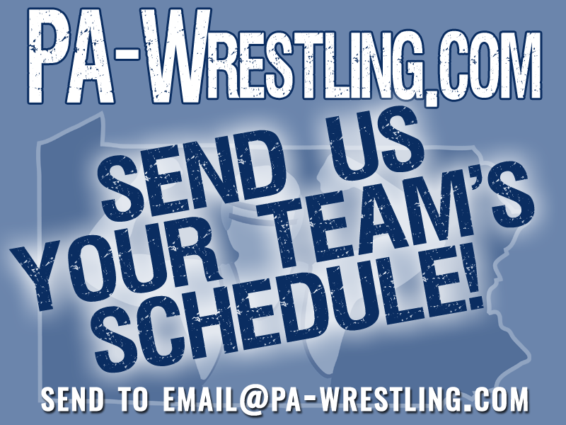 Send Us Your Schedules!